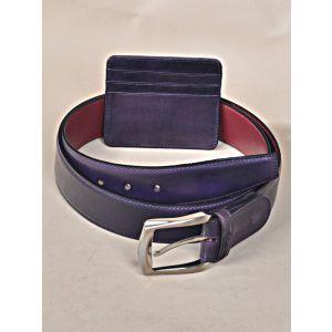 SET Purple Belt & Card Holder