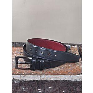 Belt Black Handpolish